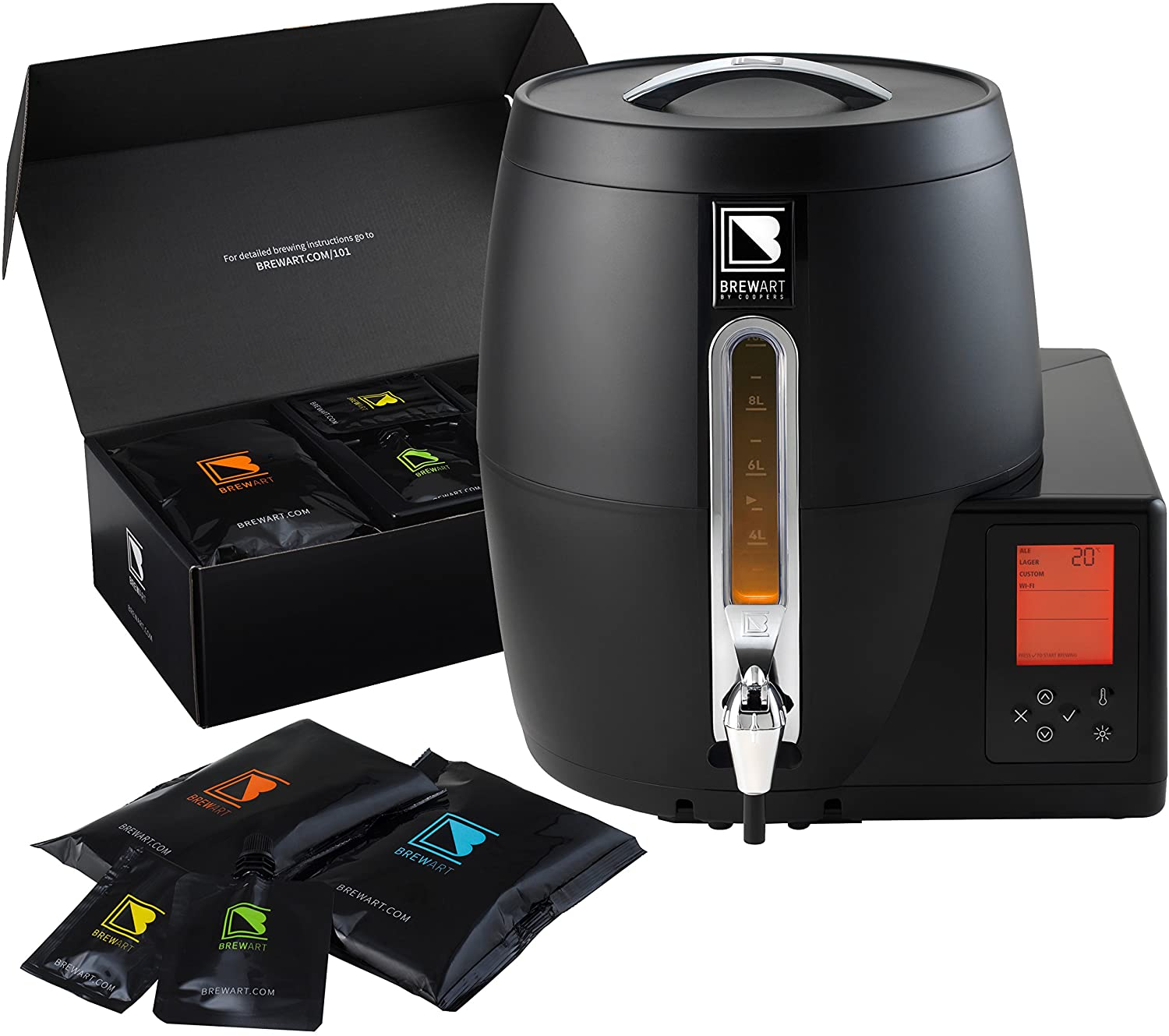 gifts-for-beer-enthusiasts-brewing-system
