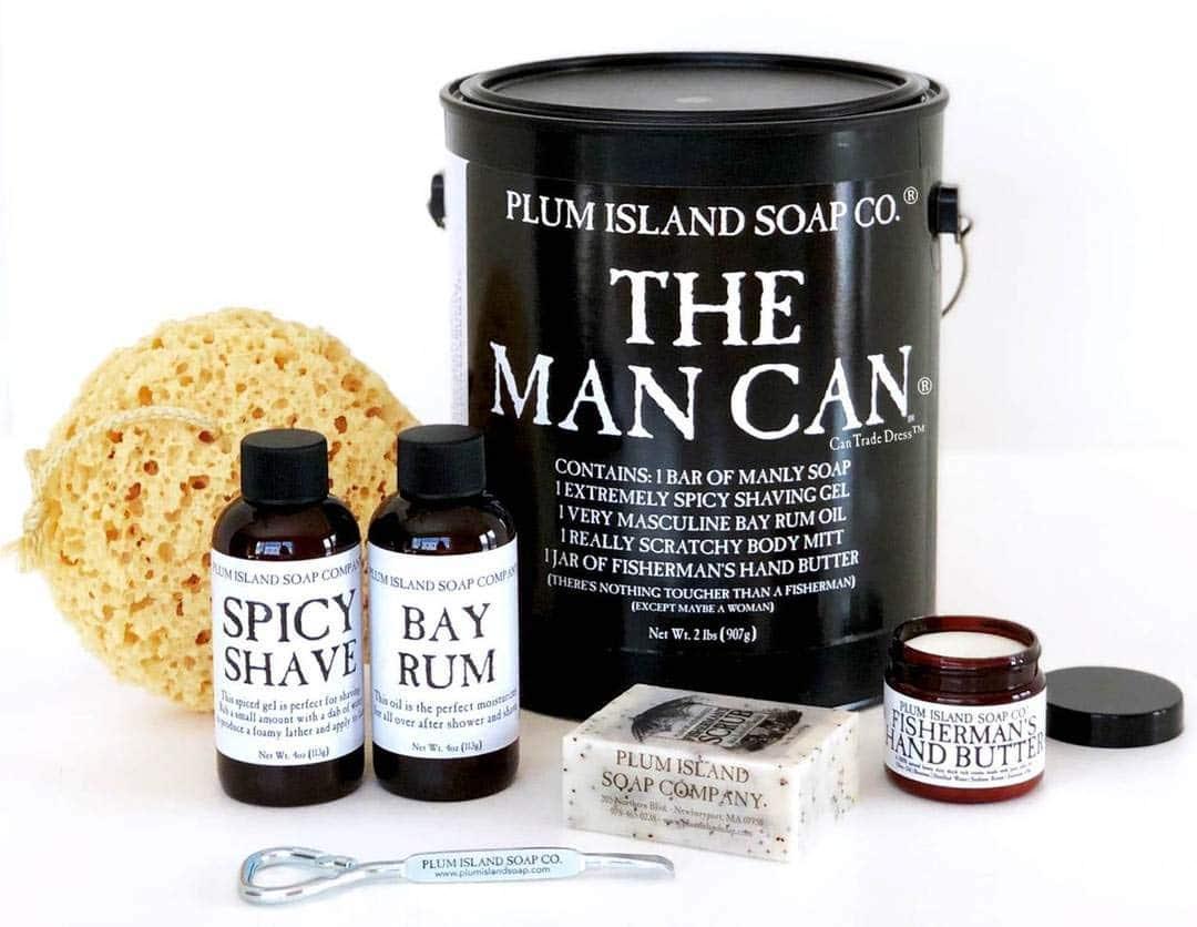 40th-birthday-gift-ideas-for-men-spa-set