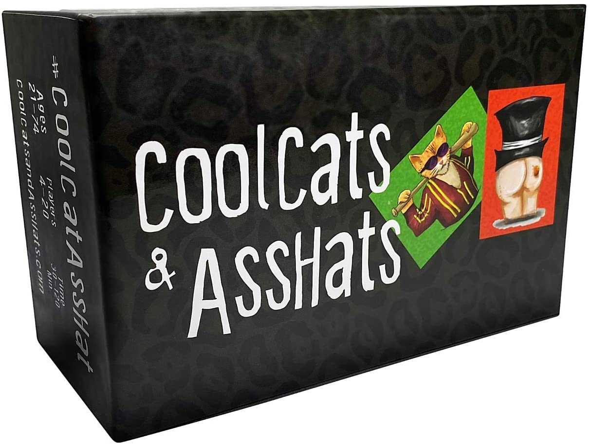 funny-gifts-for-men-cool-cats-drinking-game