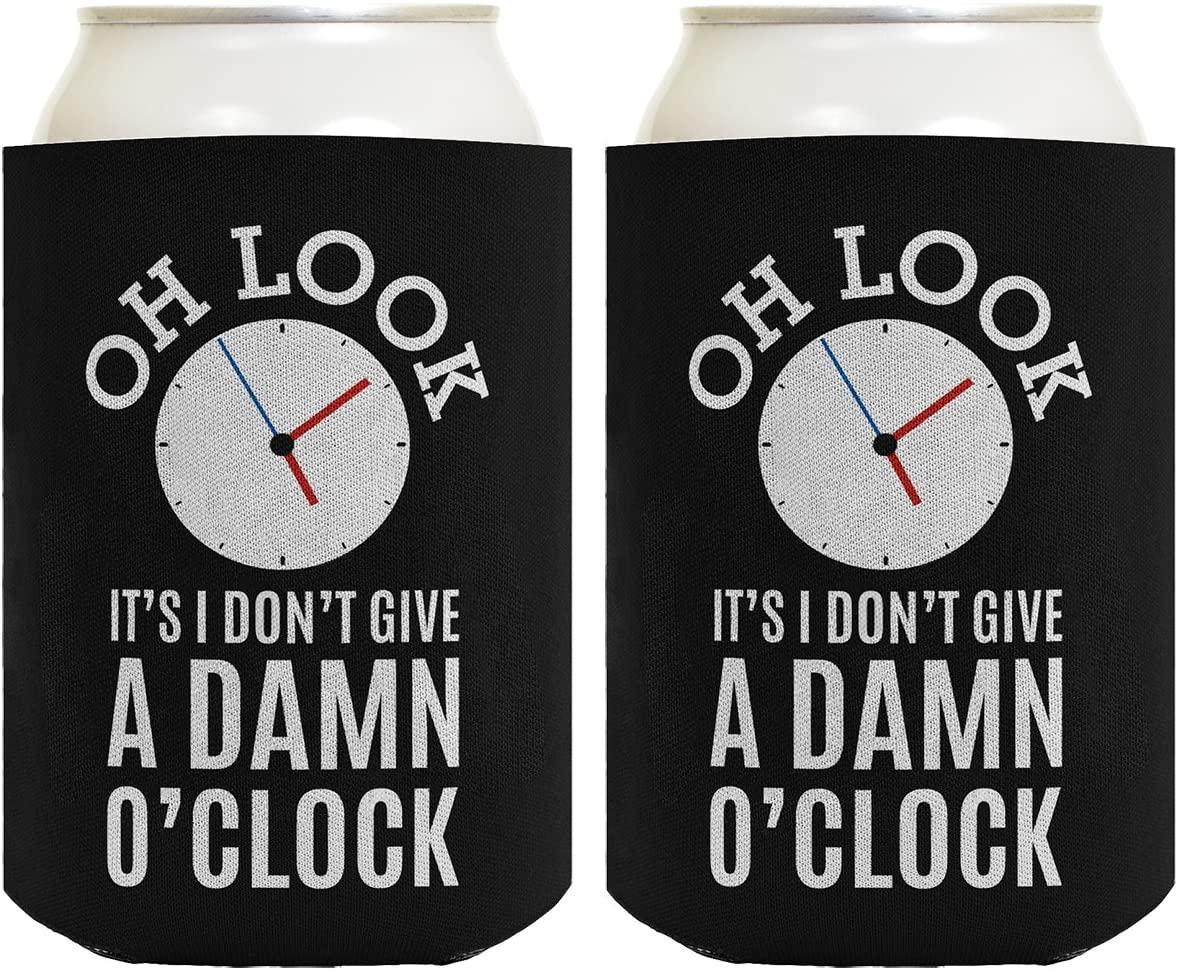 funny-gifts-for-men-damn-oclock-koozie