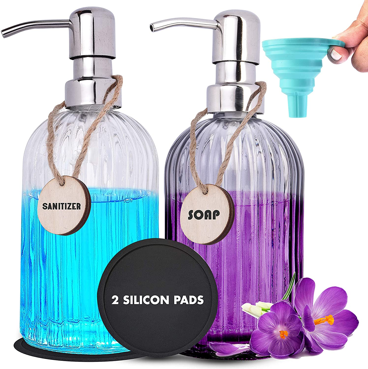 practical-housewarming-gifts-soap-dispensers