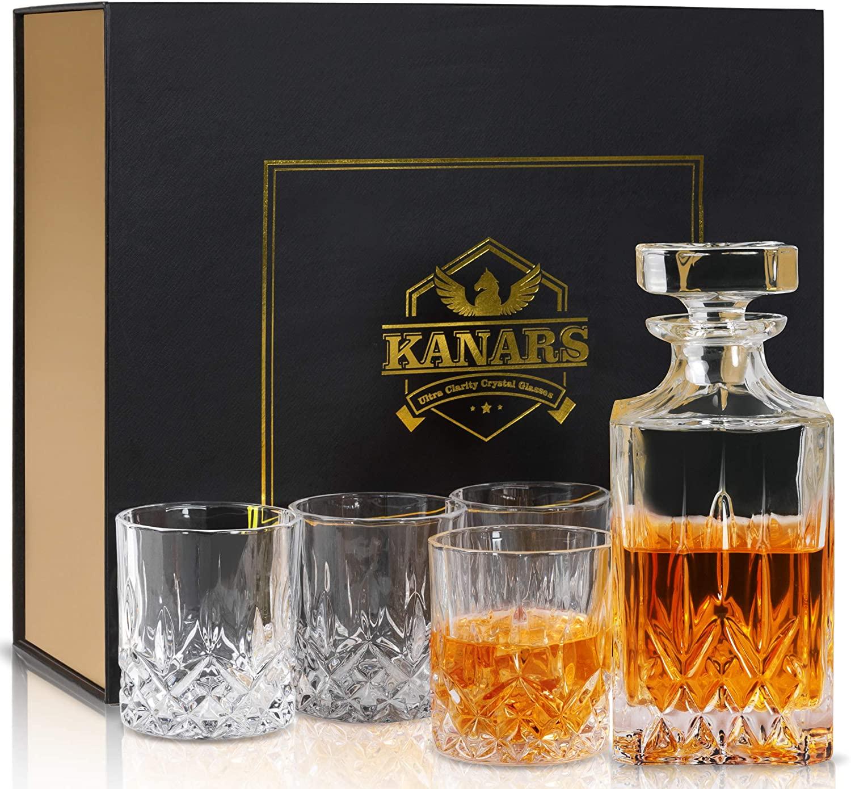 40th-birthday-gift-ideas-for-men-whiskey-set