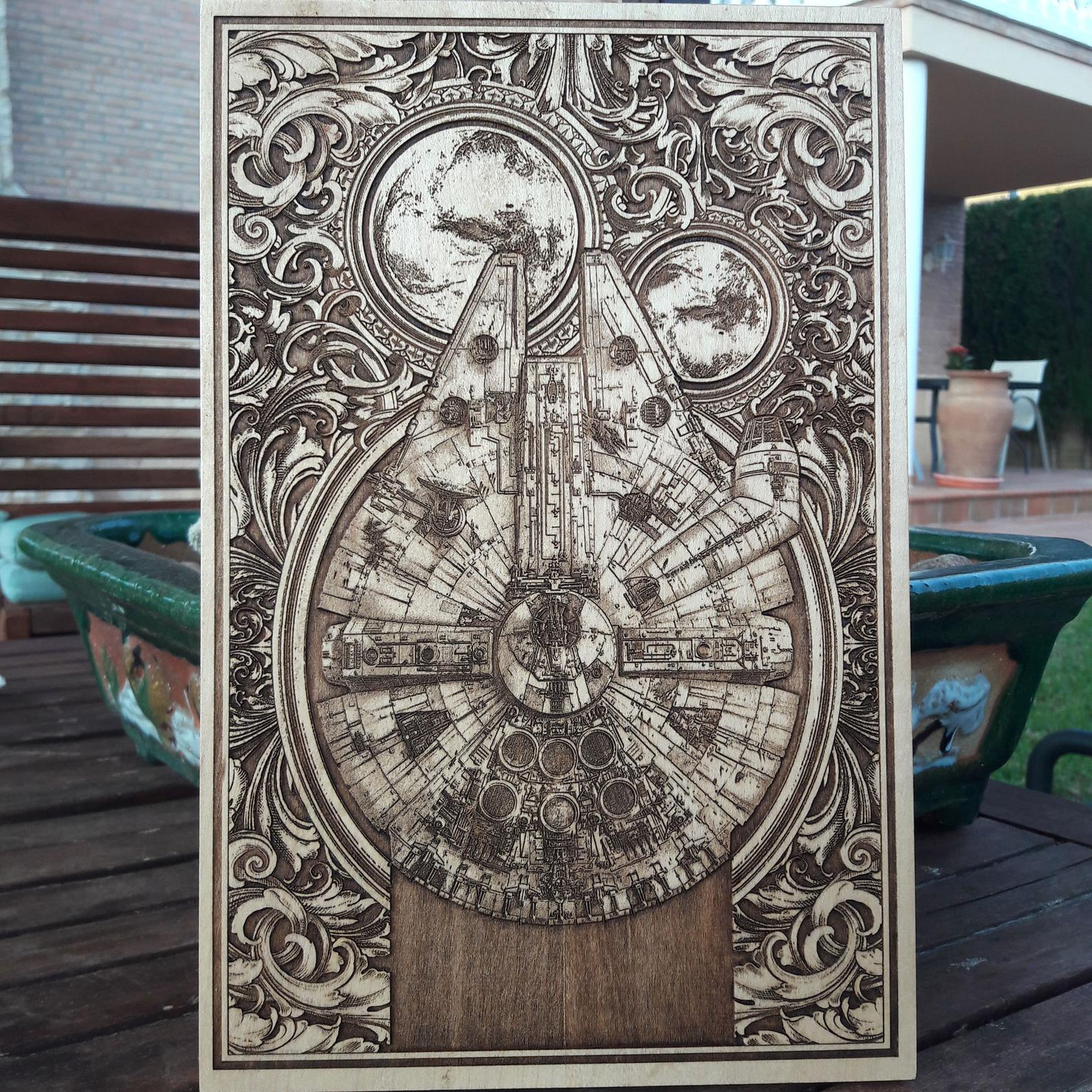 star-wars-gifts-for-men-wall-art