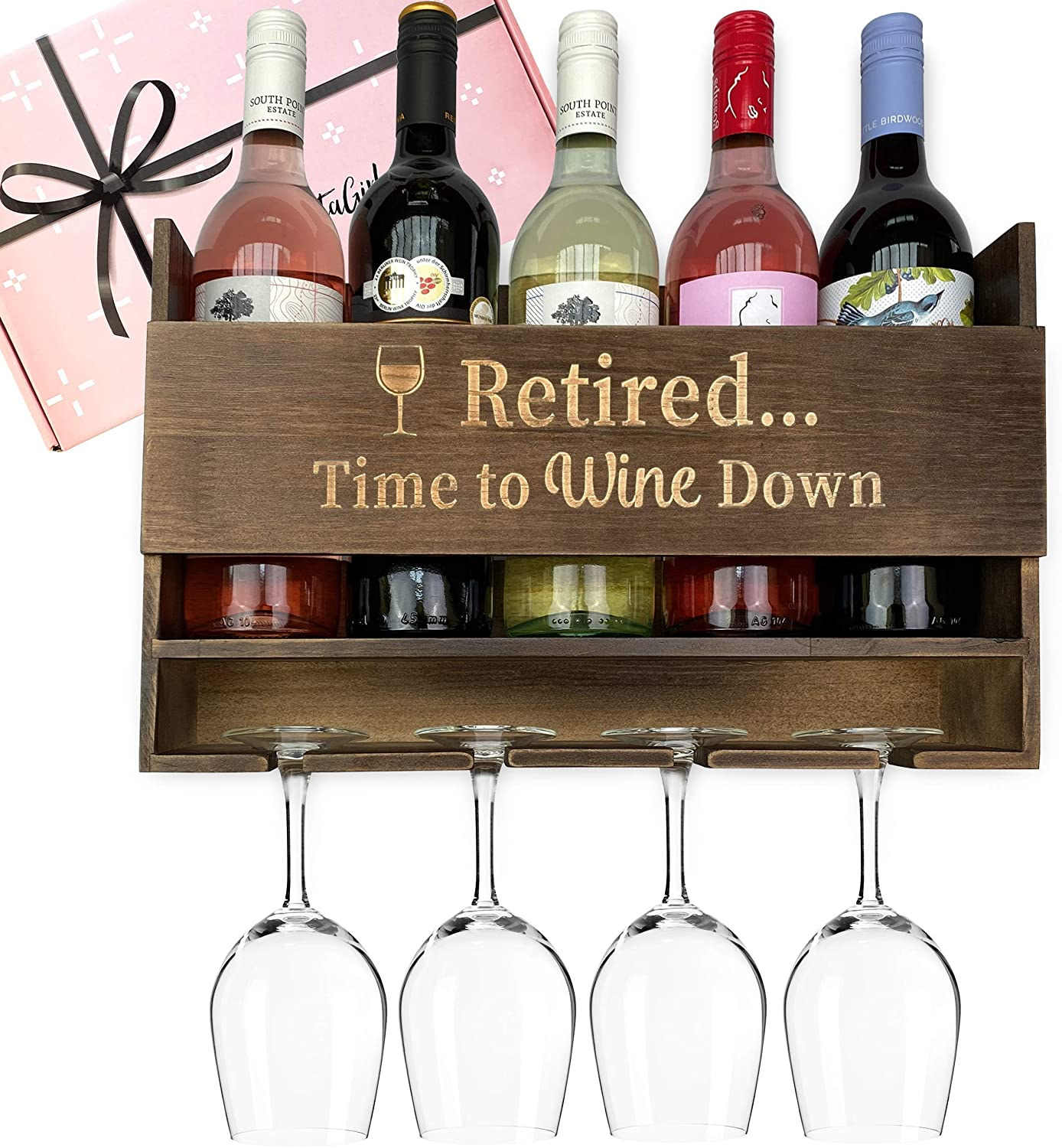 funny-retirement-gifts-wine-rack
