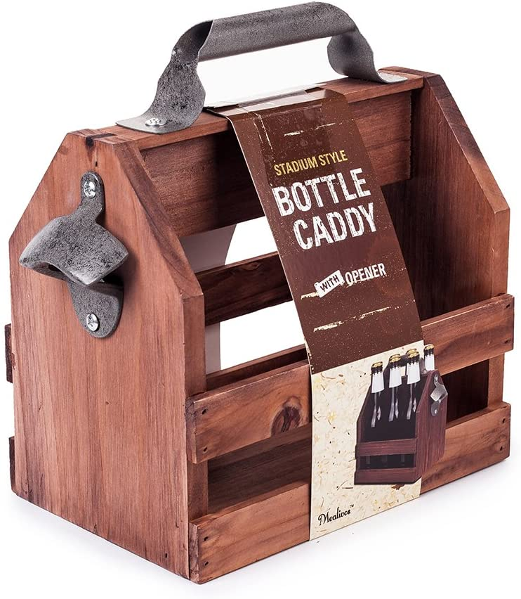 gifts-for-beer-enthusiasts-wooden-bottle-caddie