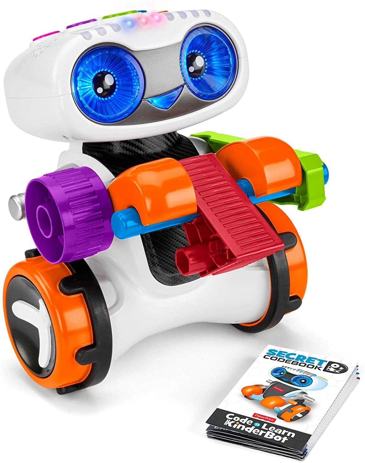 gifts-for-3-year-old-boy-robot
