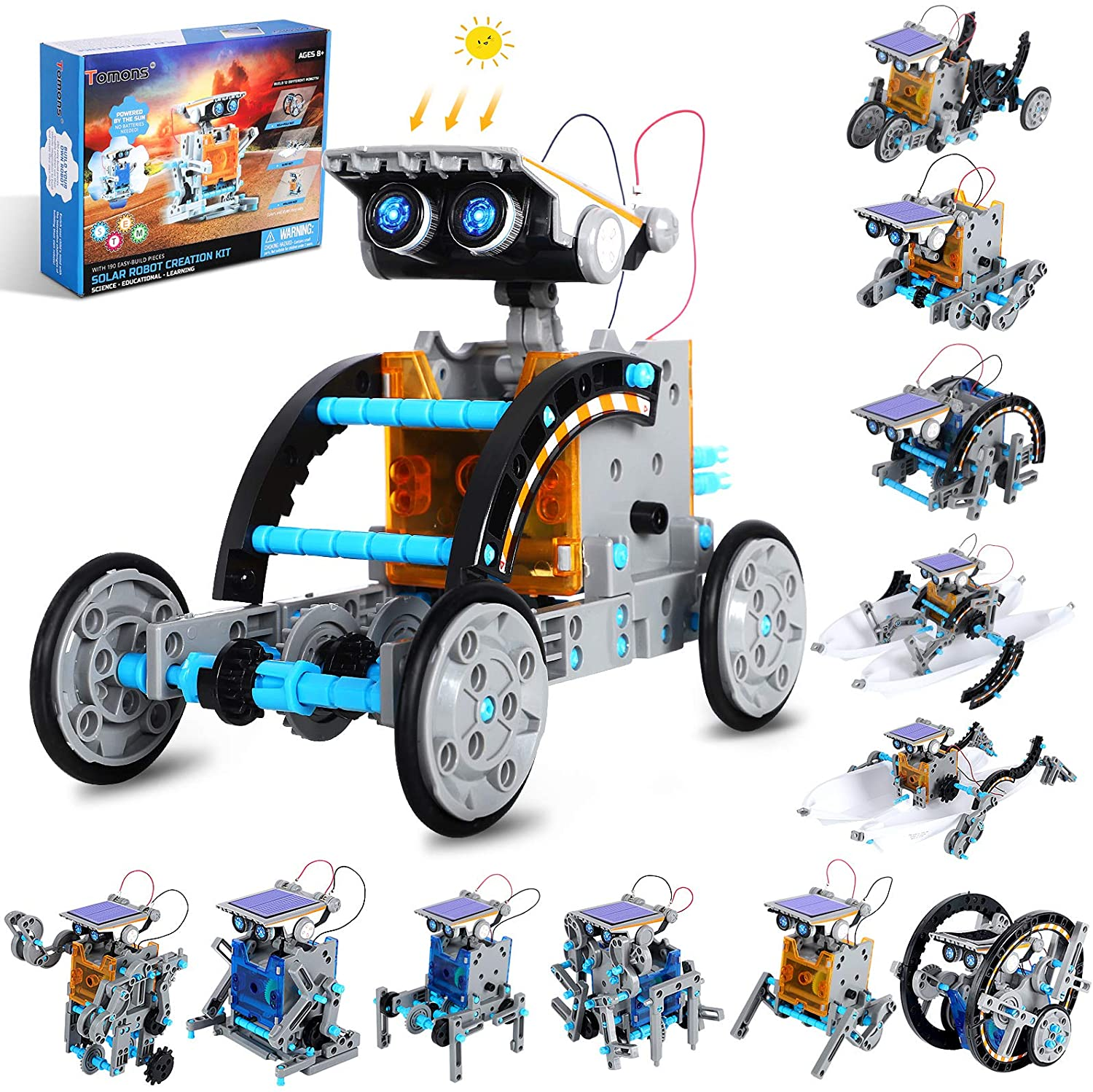 gifts-for-12-year-old-girls-robot-toys