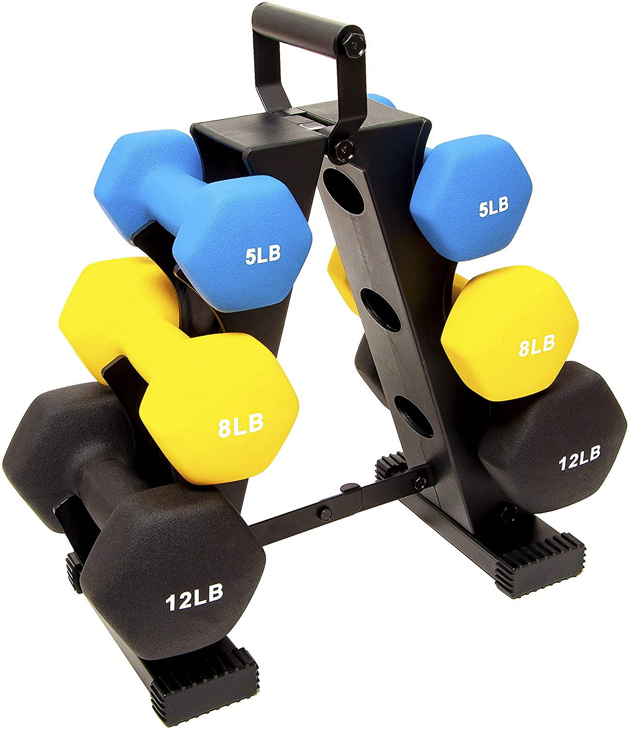 gifts-for-women-in-their-30s-dumbbells
