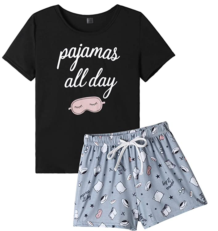 gifts-for-12-year-old-girl-pajama-set