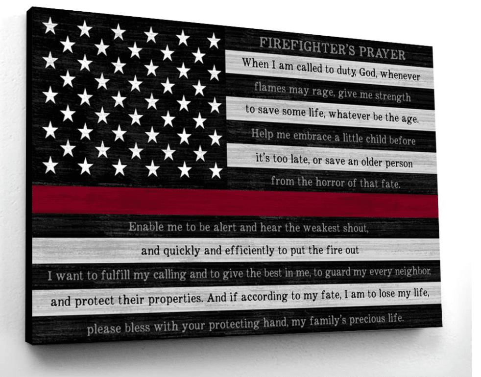 firefighter-gifts-prayer-sign