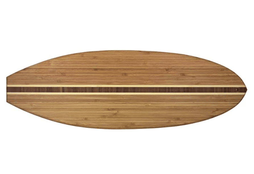 gifts-for-surfers-bamboo-cutting-board