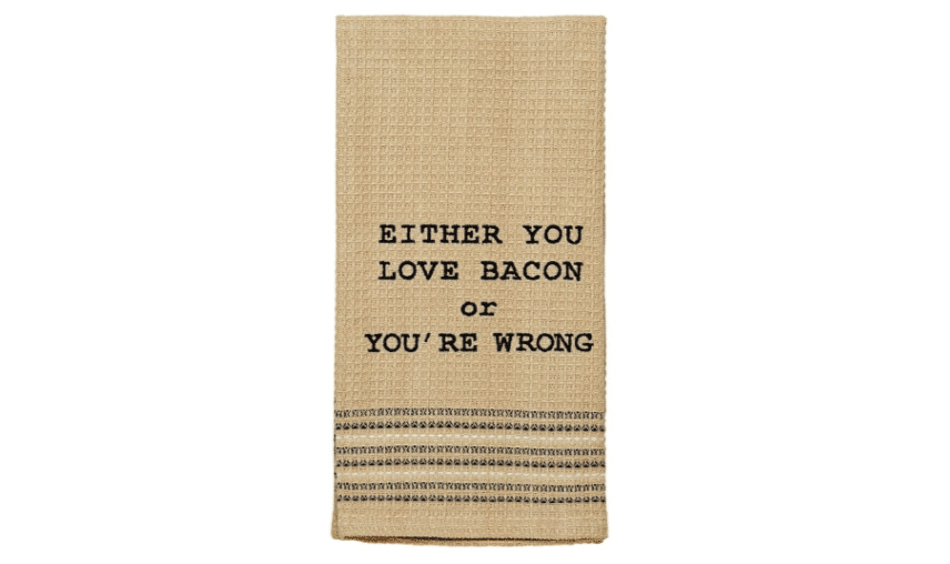 gifts-for-bacon-lovers-towel