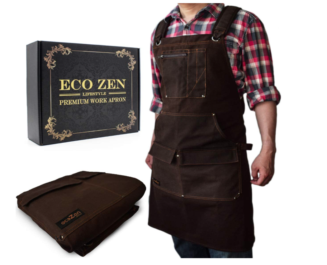 gifts-for-woodworkers-eco-zen-apron