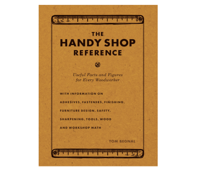 gifts-for-woodworkers-handy-shop-reference-book