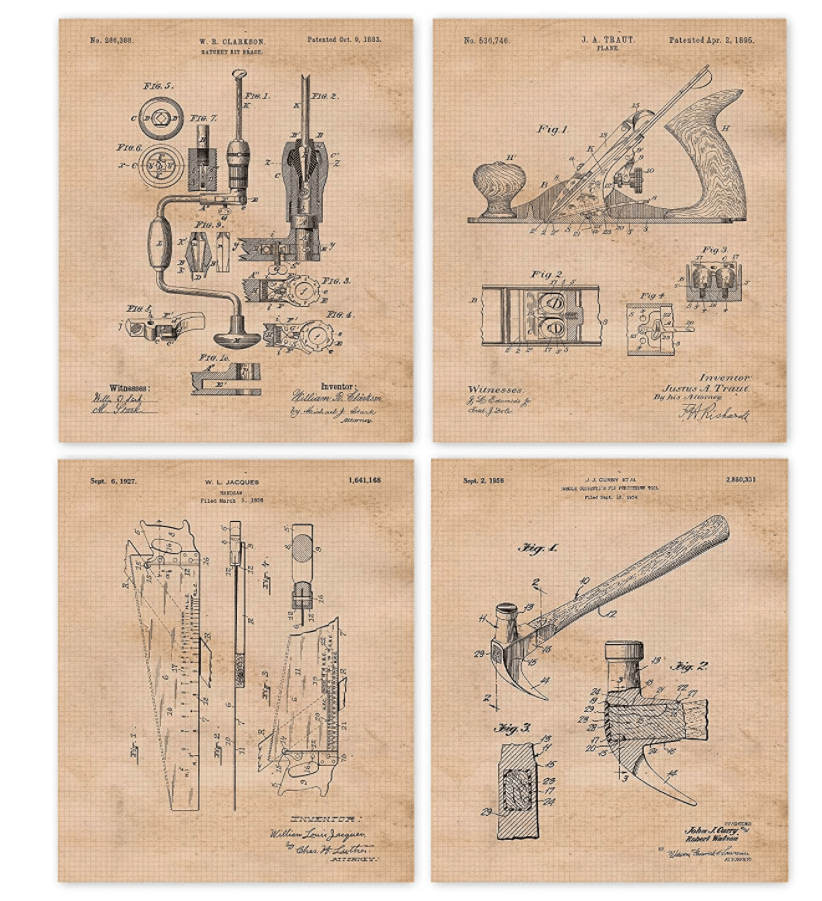 gifts-for-woodworkers-tools-patent