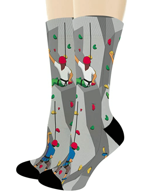 gifts-for-rock-climbers-climbing-socks