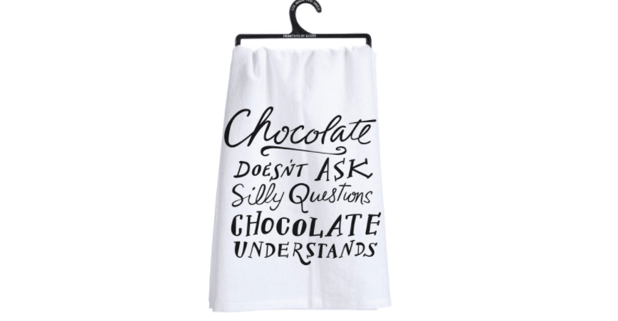 gifts-for-chocolate-lovers-towel
