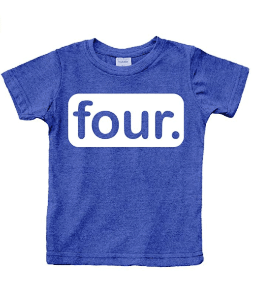 gifts-for-four-year-old-boys-four-shirt