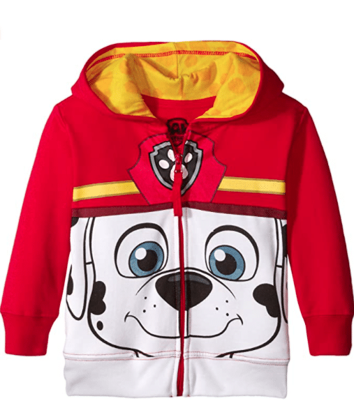 gifts-for-four-year-old-boys-paw-patrol-hoodie