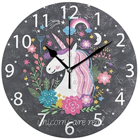 unicorn-gifts-for-girls-clock