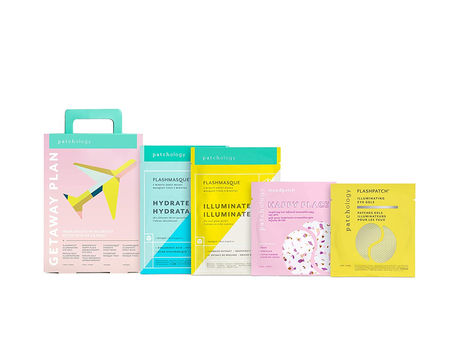 travel-gifts-for-women-travel-facial-masks