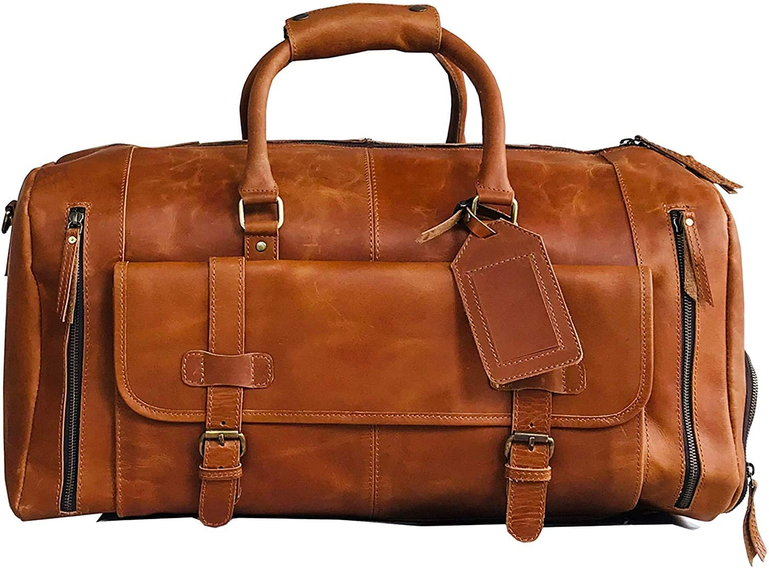 father-of-the-bride-gifts-leather-weekender-bag