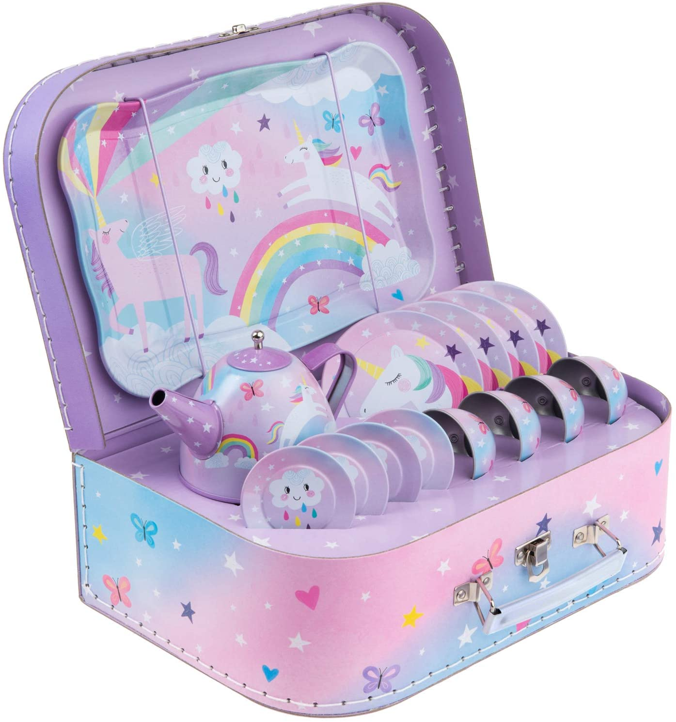 unicorn-gifts-for-girls-tea-set