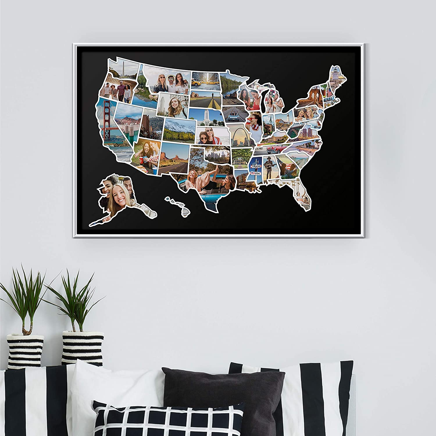 anniversary-gifts-for-parents-USA-travel-map