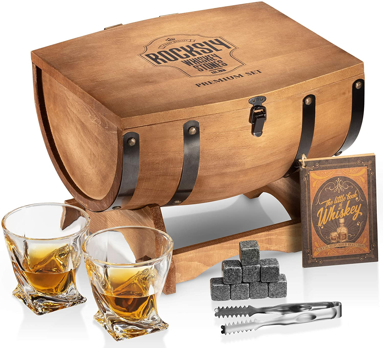 gifts-for-boss-whiskey-gift-set