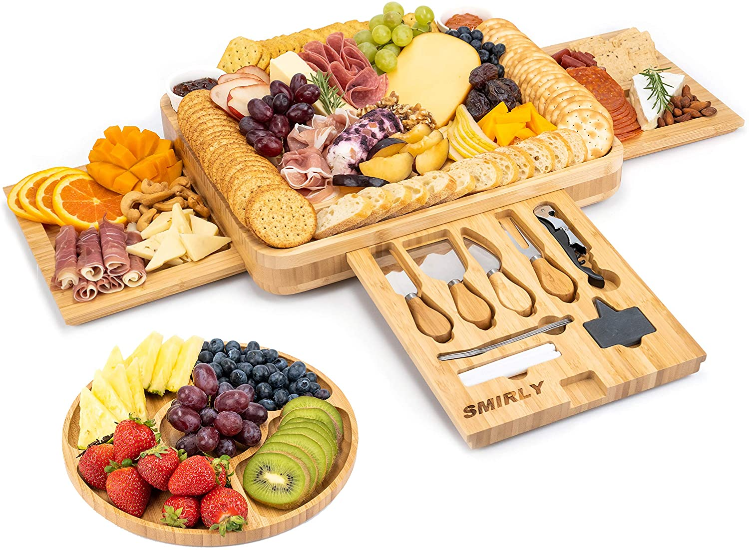 anniversary-gifts-for-parents-cheese-board