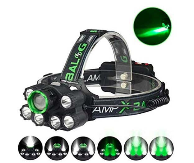 gifts-for-hunters-rechargeable-headlamp