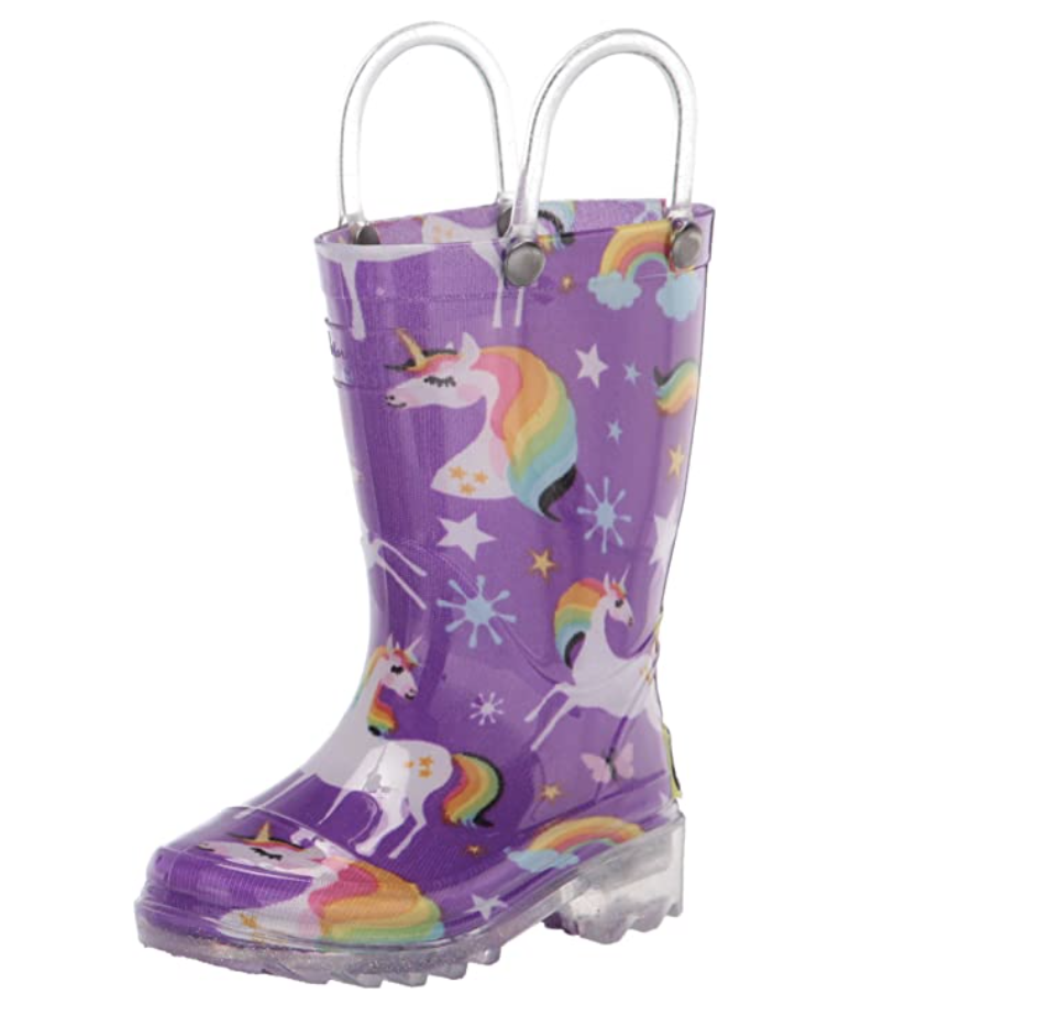 unicorn-gifts-for-girls-rain-boots