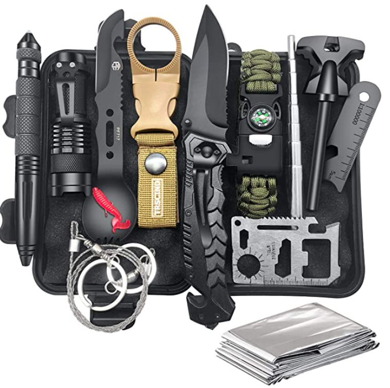 gifts-for-hunters-emergency-survival-kit
