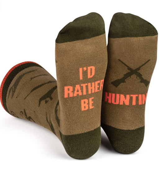 gifts-for-hunters-rather-be-hunting-socks