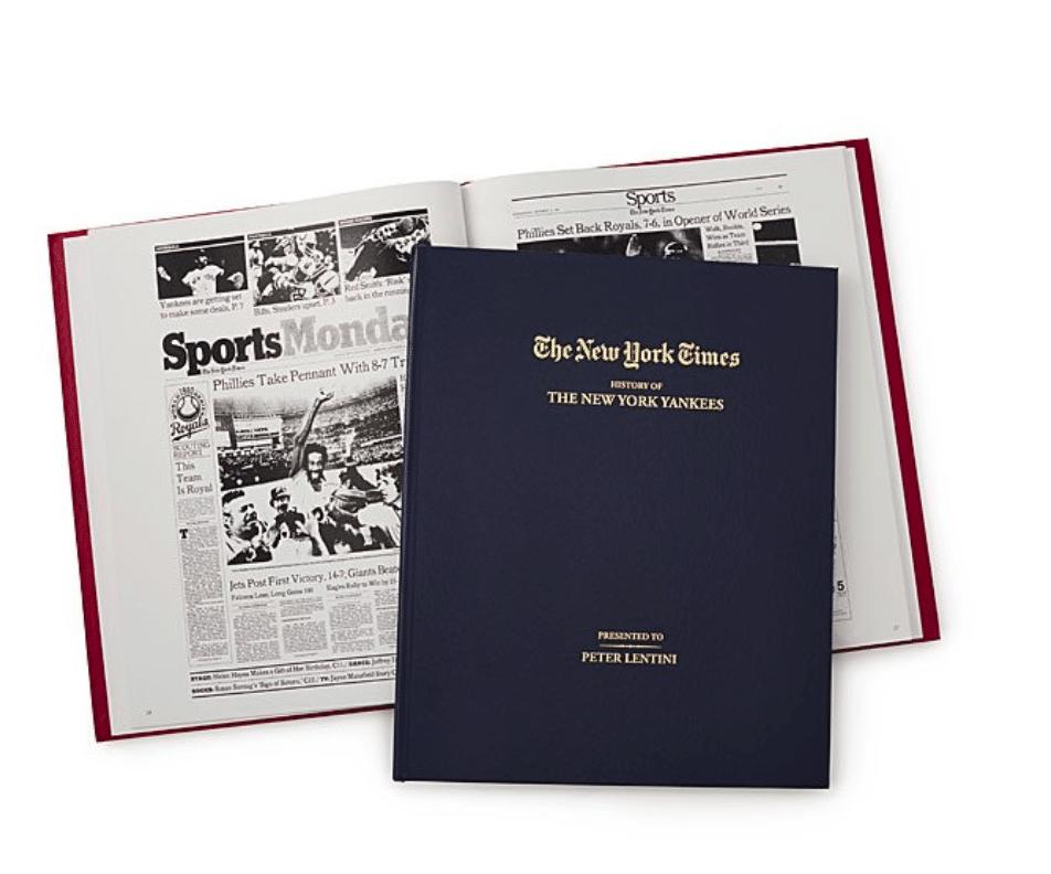 baseball-gifts-new-york-times-custom-book