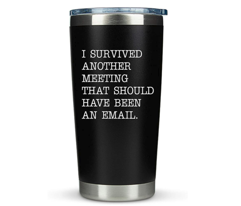 gifts-for-coworkers-i-survived-coffee-tumbler