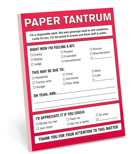 gifts-for-coworkers-paper-tantrum-note
