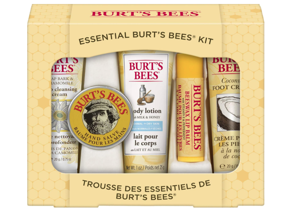 gifts-for-coworkers-burts-bees-essential--kit