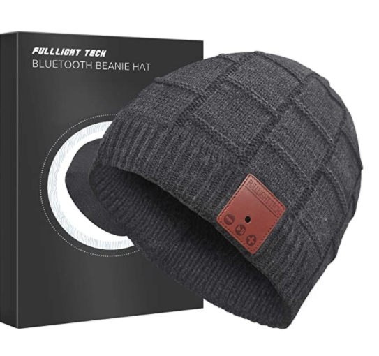 gifts-for-15-year-old-boys-bluetooth-beanie