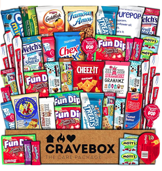 gifts-for-15-year-old-boys-snack-package
