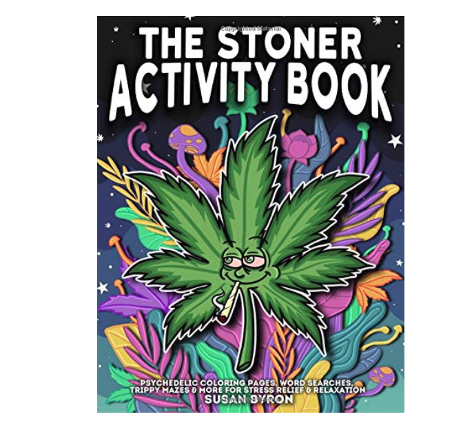 gifts-for-stoners-stoner-activity-book