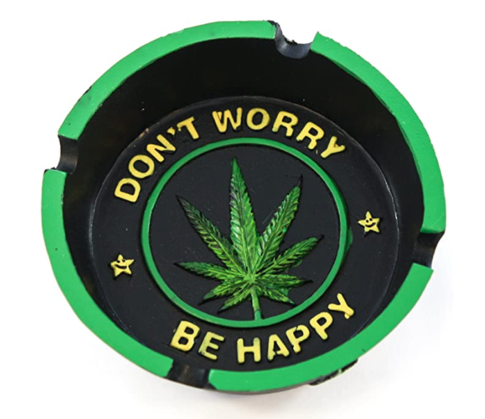 gifts-for-stoners-be-happy-ashtray
