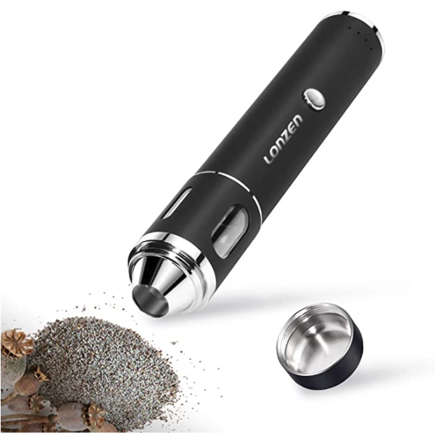 gifts-for-stoners-rechargeable-dry-herb-grinder