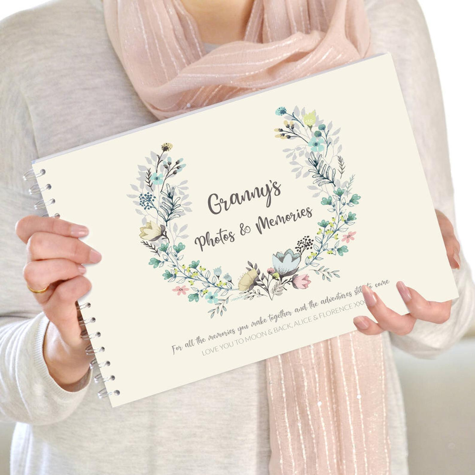 25-gifts-for-new-grandparents-personalized-photo-album