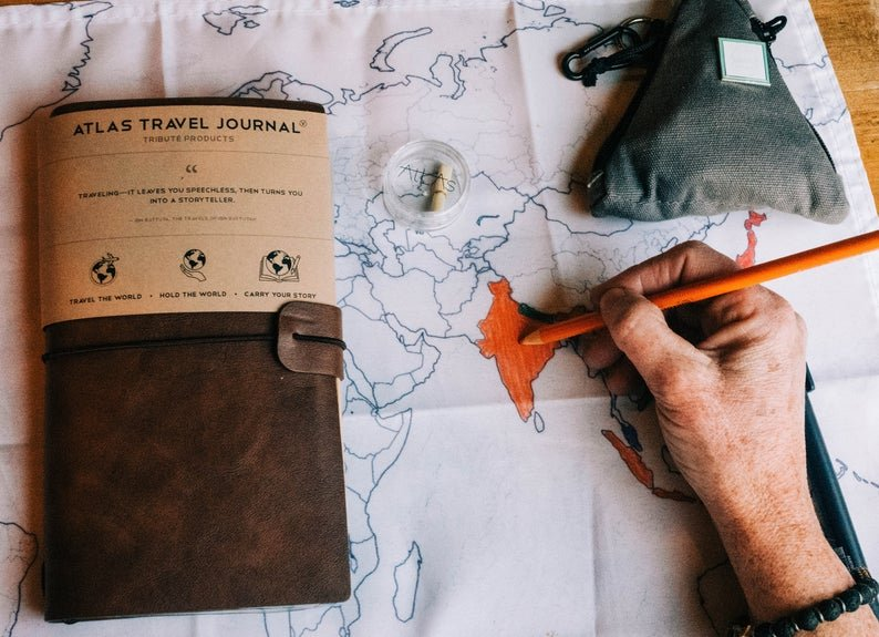 travel-gifts-for-women-travel-journal