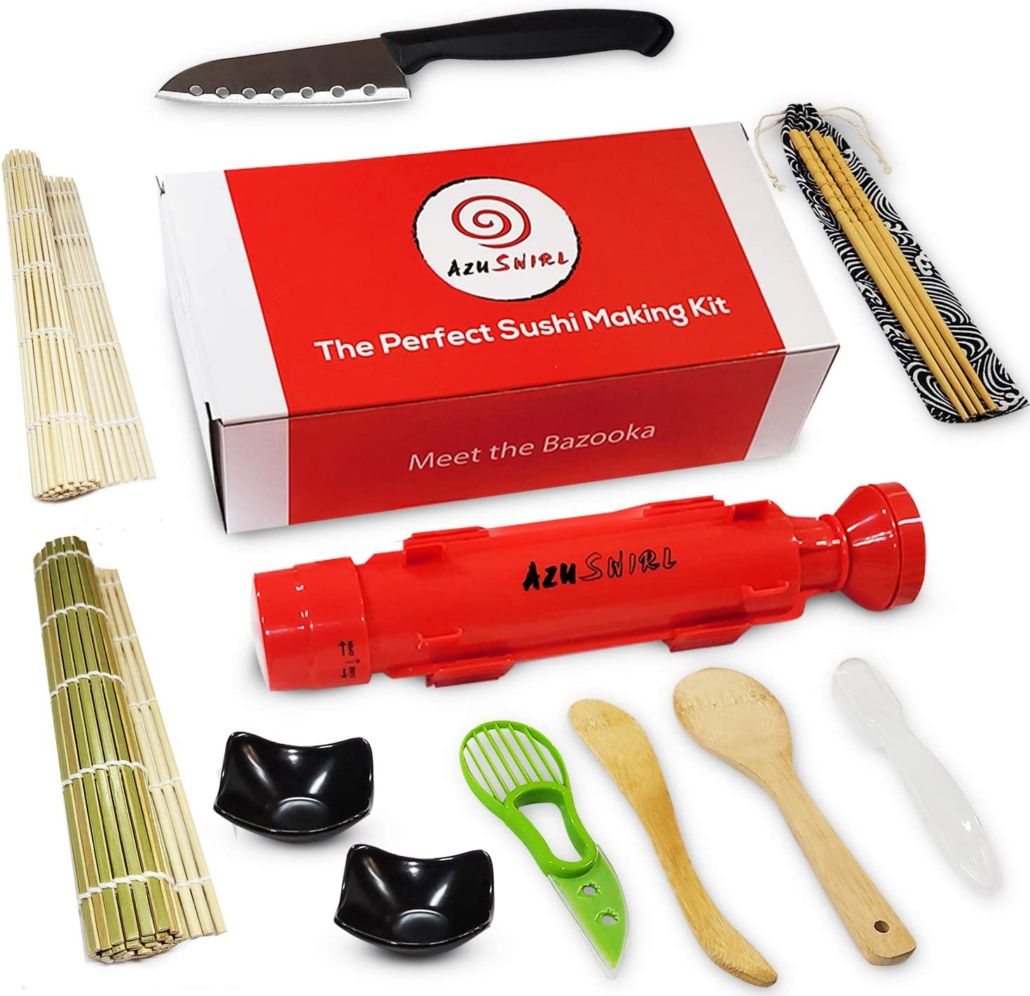 anniversary-gifts-for-parents-sushi-kit