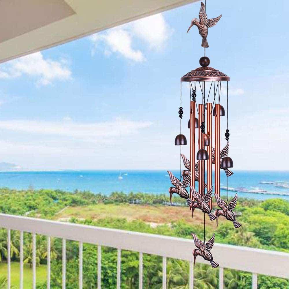 hummingbird-gifts-windchime