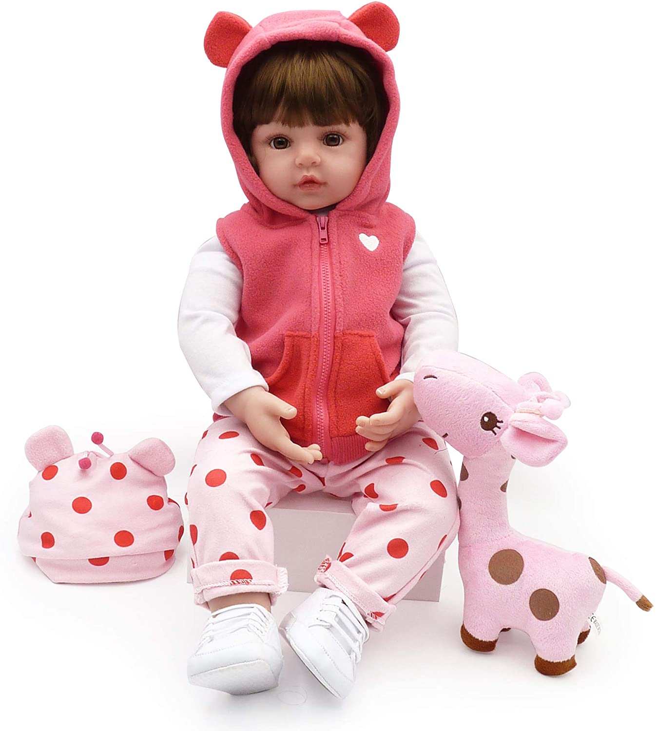 gifts-for-4-year-old-girls-realistic-babydoll