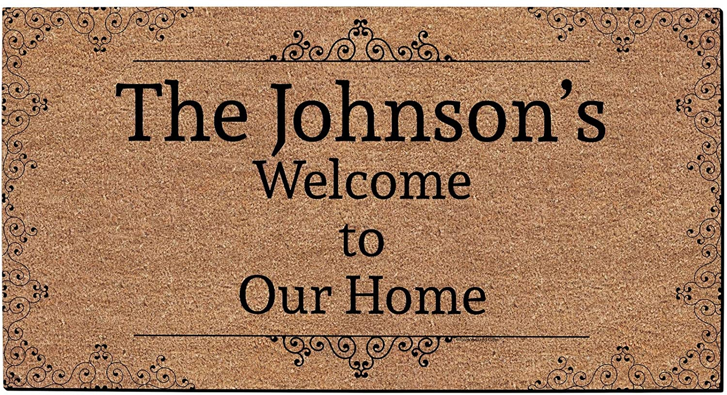 gifts-for-newlyweds-doormat