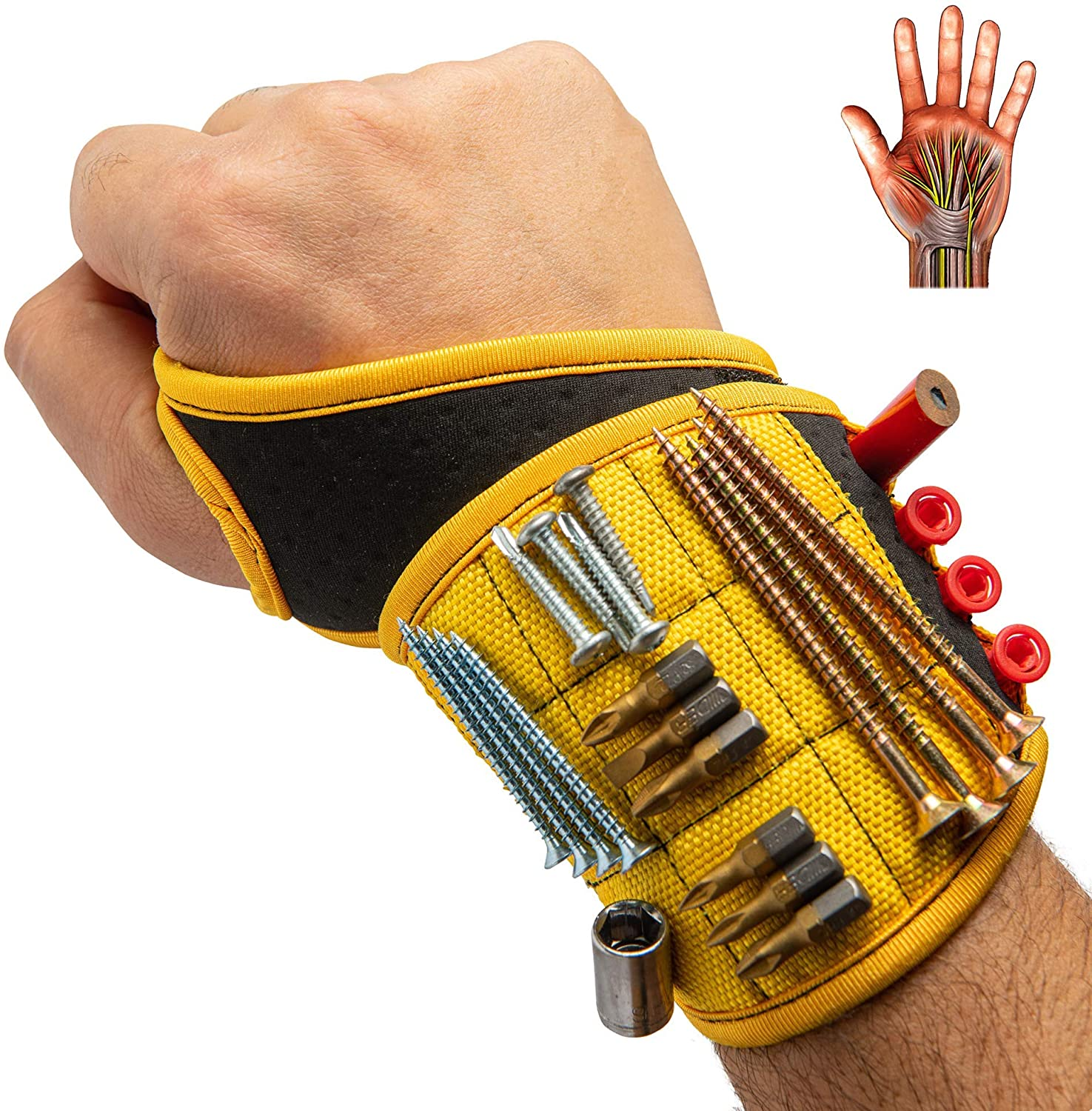 gifts-for-dad-from-daughter-wrist-support-and-magnetic-holder